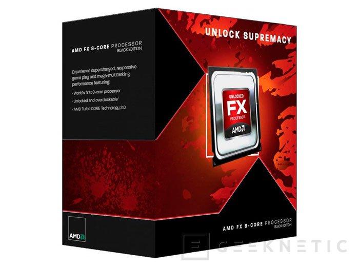 AMD amplia su catálogo de CPUs con los nuevos Athlon 860K y FX-8300 para consumidores finales, Imagen 1