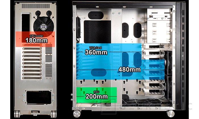 Lian Li introduce el modelo PC-V2130 supertorre, Imagen 1