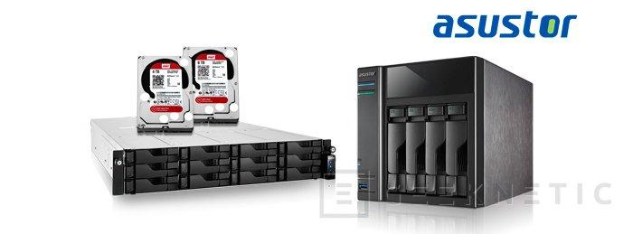 ASUSTOR certifica nuevas unidades de Western Digital, Imagen 1