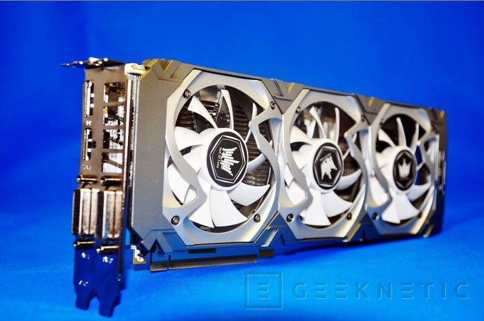 Galaxy muestra su GTX 750 Ti HOF con triple sistema de ventilación, Imagen 1