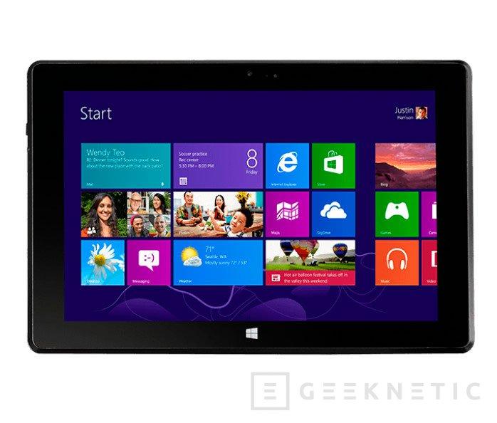 MSI S100, nuevo tablet con la plataforma Intel Bay Trail-T, Imagen 2