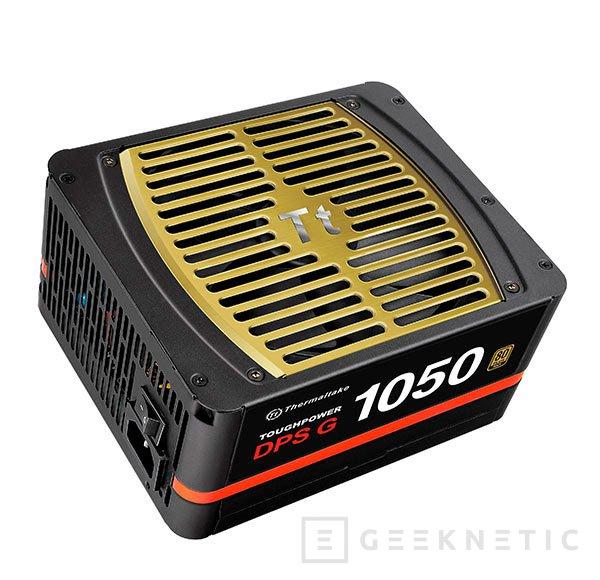 Nuevas fuentes con monitorización a tiempo real Thermaltake Toughpower DPS G, Imagen 1