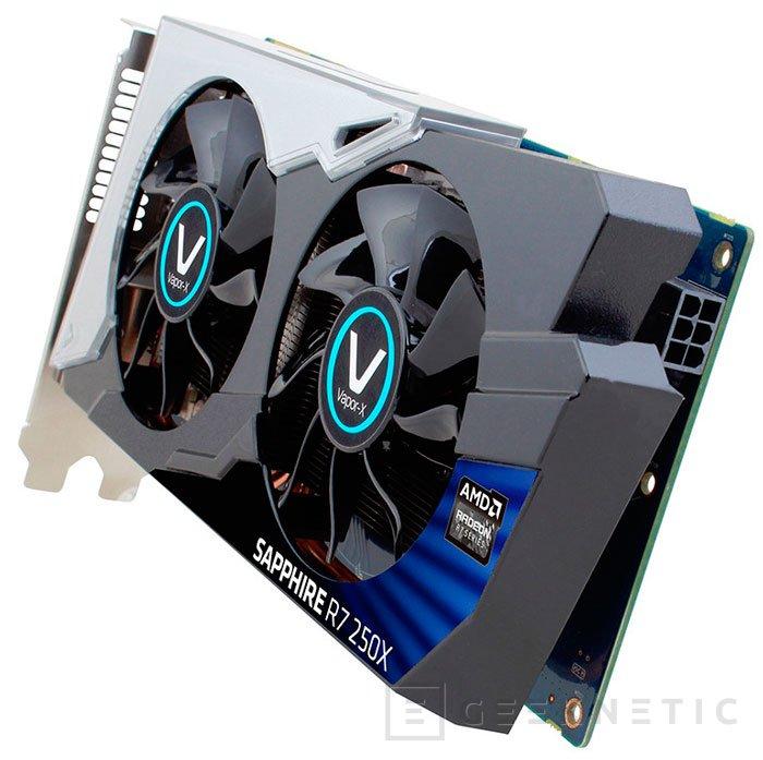 Sapphire exprime la Radeon R7 250X con su GHz Edition, Imagen 1