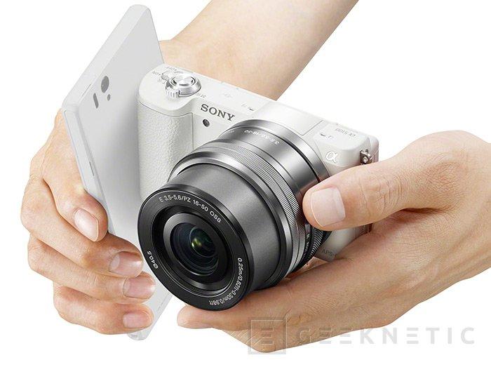 La Alpha 5100 es la última incorporación APS-C de Sony, Imagen 2