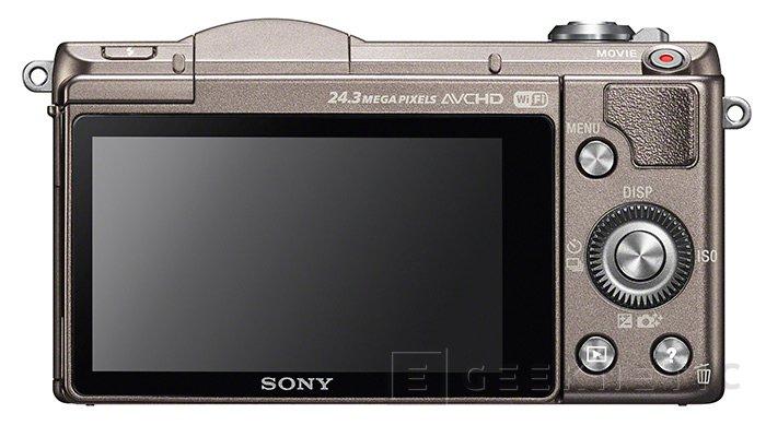 La Alpha 5100 es la última incorporación APS-C de Sony, Imagen 3