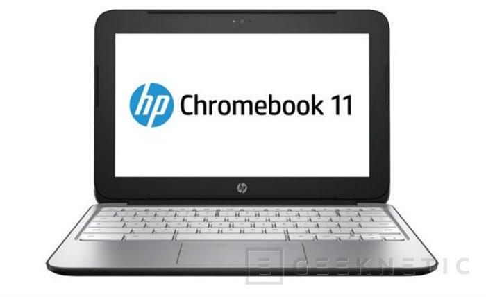 HP introducirá procesadores x86 en su nuevo Chromebook 11, Imagen 1