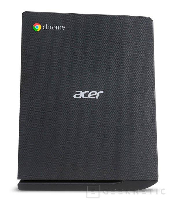 ACER sigue apoyando a Chrome OS con los nuevos Chromebox CXI, Imagen 1
