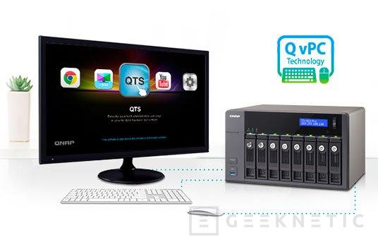QNAP lanza dos nuevas series de NAS con procesadores de cuatro núcleos, Imagen 1