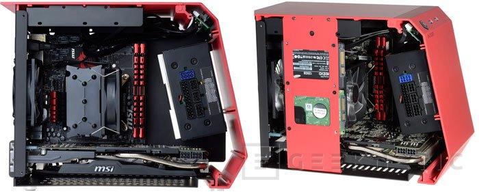 ID-Cooling T60-SFX, nueva torre mini-ITX para equipos gaming, Imagen 2