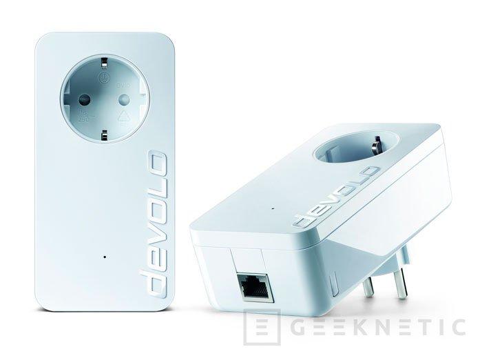 Los nuevos PLC dLAN 1200+ de Devolo alcanzan los 1200 Mbps a través de la red eléctrica, Imagen 2