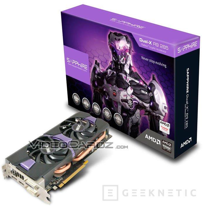 Primeros detalles e imágenes de las gráficas AMD Radeon R9 285, Imagen 2