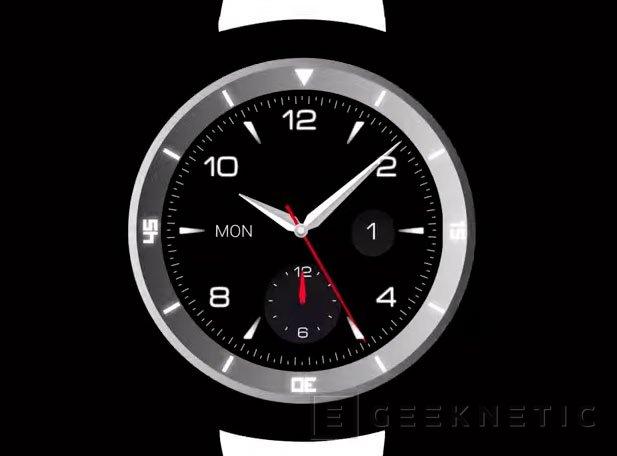 LG también se apunta al diseño circular para su próximo reloj, Imagen 1