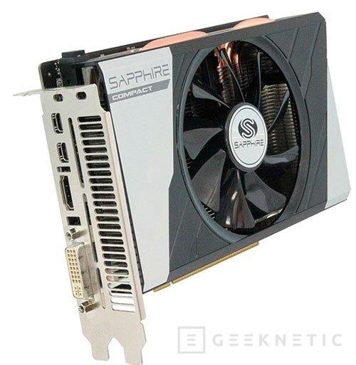 Sapphire deja ver la primera Radeon R9 285 compacta para torres Mini-ITX, Imagen 1