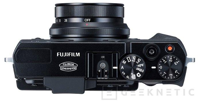 Fuji introduce la nueva X30, Imagen 3