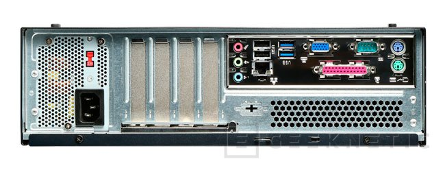 MSI ProBox130, un pequeño ordenador MicroATX para comercios, Imagen 2