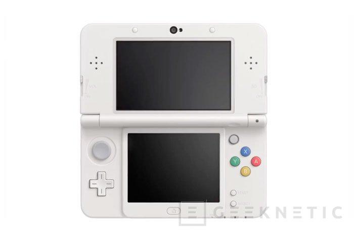 Nintendo renueva sus consolas portátiles 3DS, Imagen 1