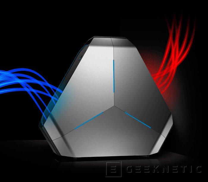 Alienware introduce el nuevo Area-51, Imagen 1