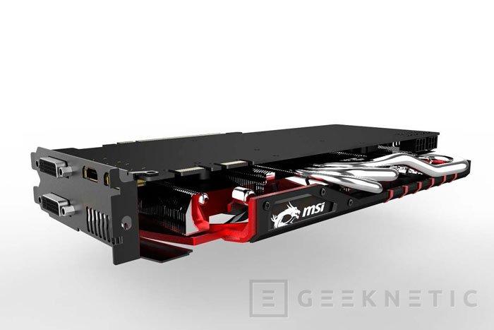 MSI tiene lista la quinta generación de disipadores Twin Frozr para sus próximas gráficas, Imagen 1
