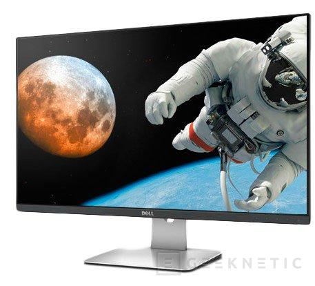 Dell anuncia 4 nuevos monitores, entre ellos el U3415W con pantalla curva y ultra-panorámica, Imagen 3