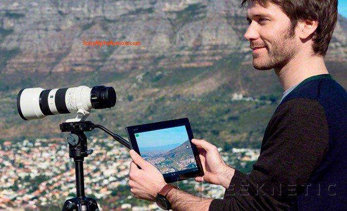 Se filtran detalles del Sony QX1, un sensor APS-C con objetivos intercambiables para móviles, Imagen 2