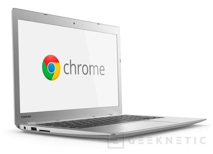 Toshiba presenta el Chromebook 2 con pantalla IPS de 1080p, Imagen 1