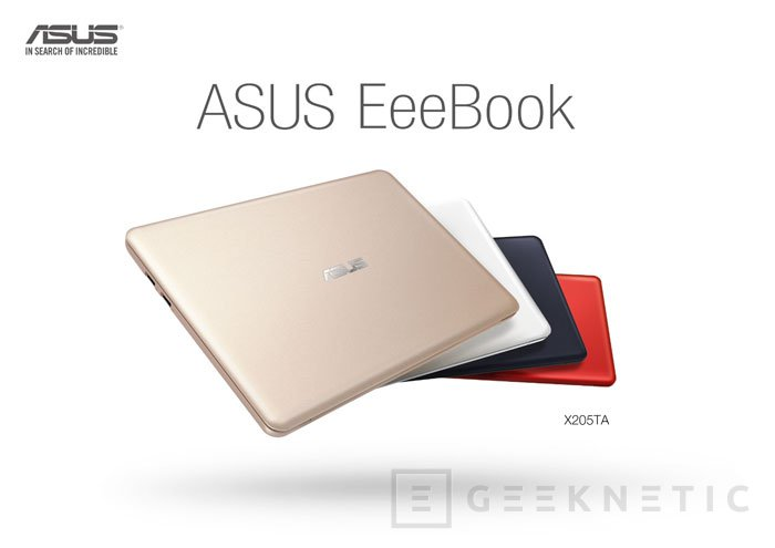 ASUS EeeBook, vuelven los NetBooks, Imagen 3