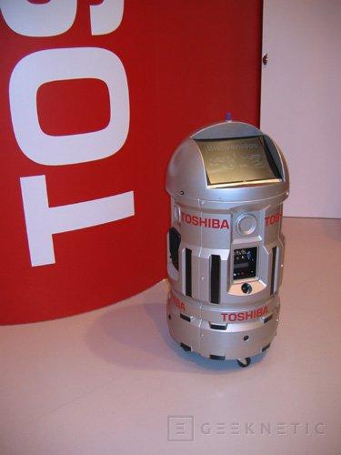[SIMO] Toshiba presenta sus tecnologías Wireless y sus últimos productos móviles, Imagen 1