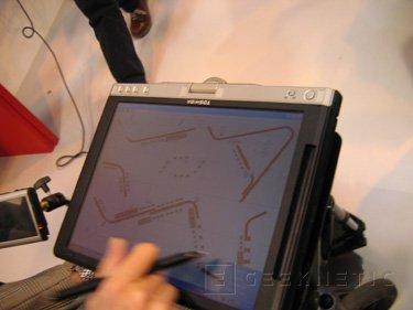 [SIMO] Toshiba presenta sus tecnologías Wireless y sus últimos productos móviles, Imagen 3