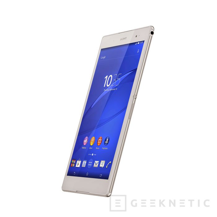Sony presenta el Xperia Z3 Tablet Compact, el tablet más fino y ligero del mundo, Imagen 1
