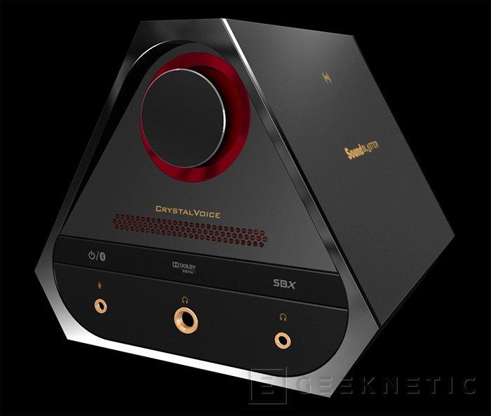 Creative presenta la nueva SoundBlaster X7, Imagen 1