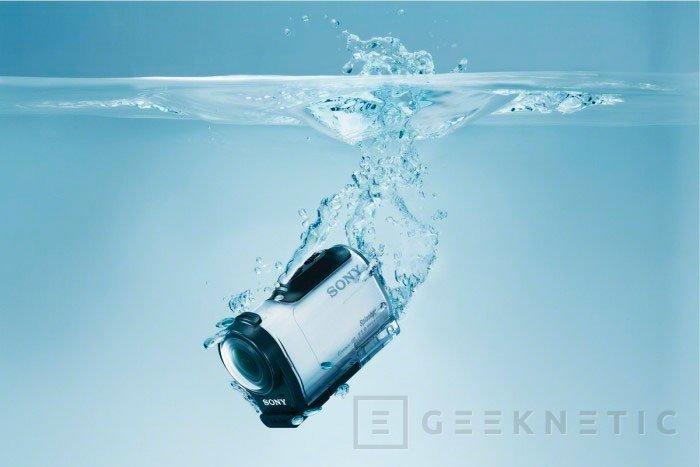 Sony reduce a la mínima expresión su nueva Action Cam Mini, Imagen 2