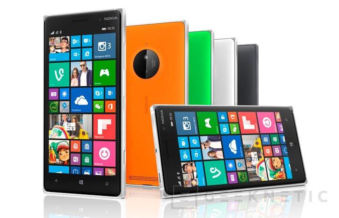 Microsoft lleva la tecnología de cámara PureView a la gama media con el nuevo Nokia Lumia 830, Imagen 2