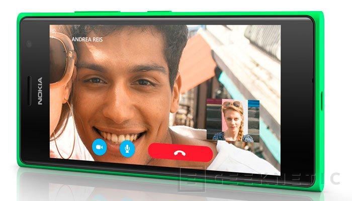 Nokia Lumia 730 y 735, la moda de los selfies llega a Microsoft, Imagen 2