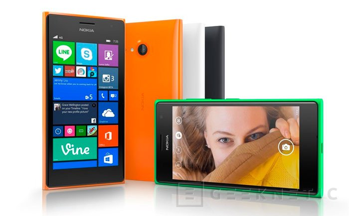 Nokia Lumia 730 y 735, la moda de los selfies llega a Microsoft, Imagen 3