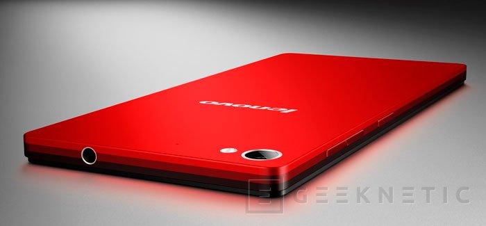 Lenovo lanza dos nuevos Smartphones de la gama Vibe, Imagen 2