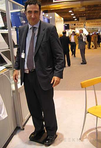 [SIMO] IBM apuesta por la movilidad, Imagen 1