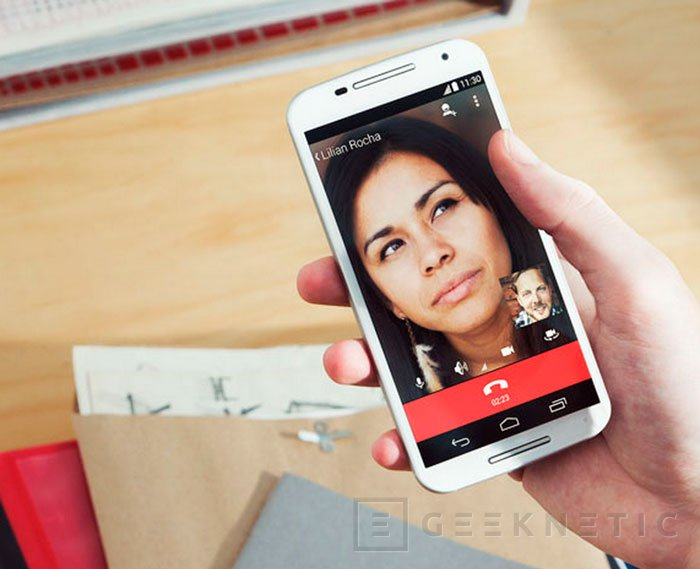 El Motorola Moto X también recibe su dosis de mejoras., Imagen 2