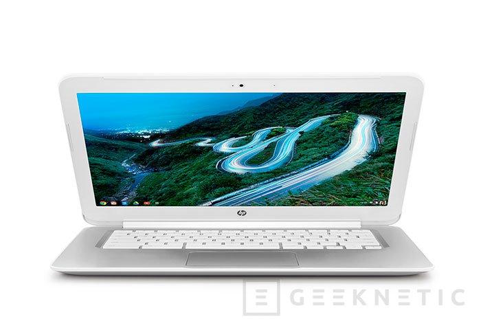 HP presenta su Chromebook 14 con un NVIDIA Tegra K1 en su interior, Imagen 1