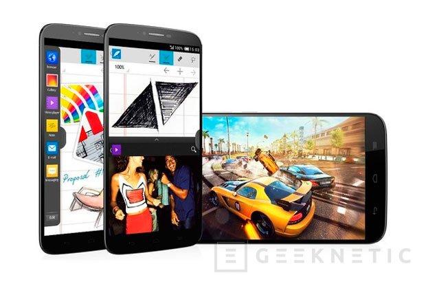 Alcatel se pone seria con el nuevo One Touch Hero 2, Imagen 1