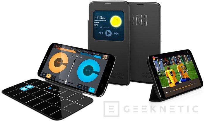 Alcatel se pone seria con el nuevo One Touch Hero 2, Imagen 2