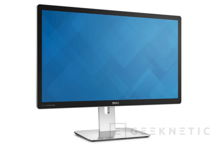 Dell presenta el monitor UltraSharp 27 UltraHD 5K con 5.120x2.880 píxeles de resolución, Imagen 1