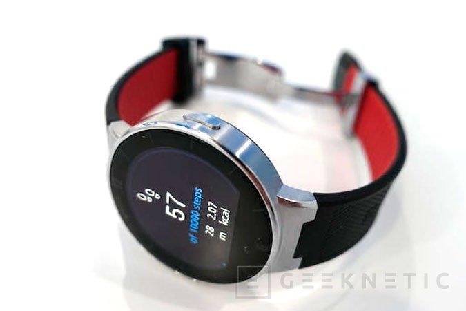 Alcatel presenta su smartwatch redondo por tan solo 99 Euros., Imagen 1
