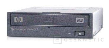 Grabadoras externas e internas de DVD a 8X de HP, Imagen 2