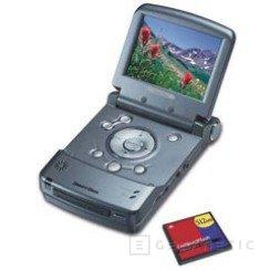 FlashTrax, completísimo dispositivo móvil para audio, video e imágenes, Imagen 1
