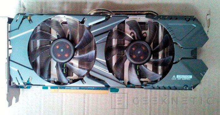 Filtradas las primeras imágenes de la Nvidia Geforce GTX 970, Imagen 1