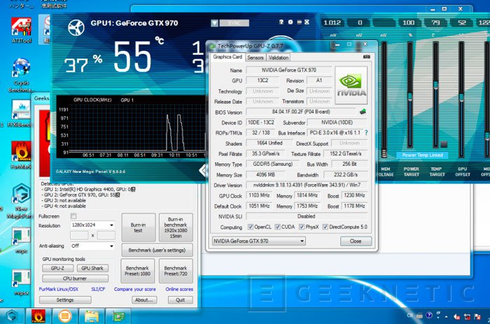 Filtradas las primeras imágenes de la Nvidia Geforce GTX 970, Imagen 3
