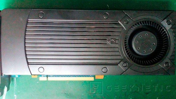 Filtradas las primeras imágenes de la Nvidia Geforce GTX 970, Imagen 2