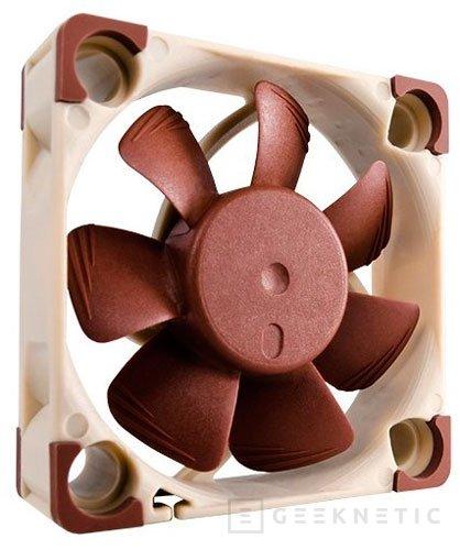 Noctua lanza nuevos modelos de ventiladores de la gama NF-A, Imagen 2