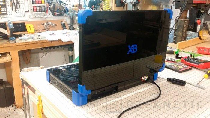 XBOOK ONE, una Xbox One en formato portátil, Imagen 2