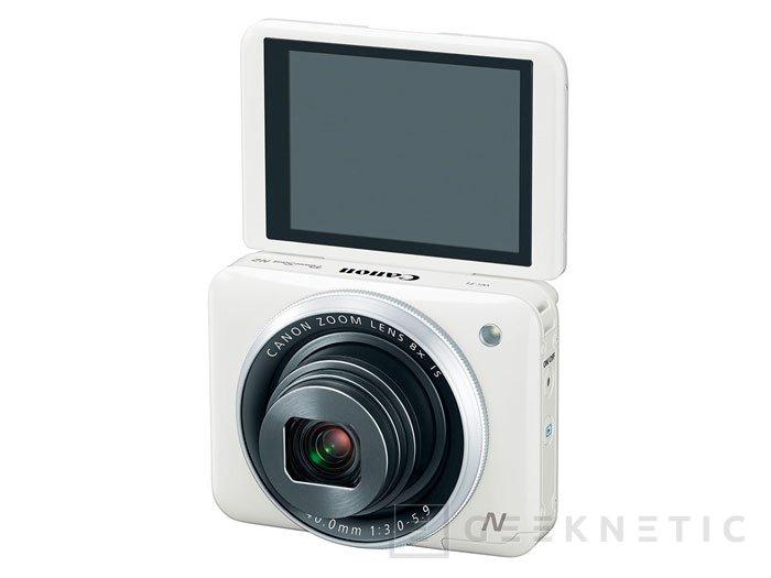 Canon sigue apostando por el formato ultra compacto con su PowerShot N2, Imagen 2